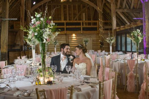 Barn Wedding Venues - High Barn