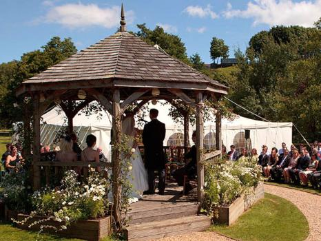 Unusual Wedding Venues - Gants Mill