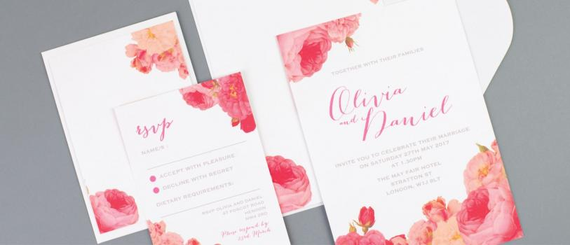 Save The Date Cards  - Dimitria Jordan