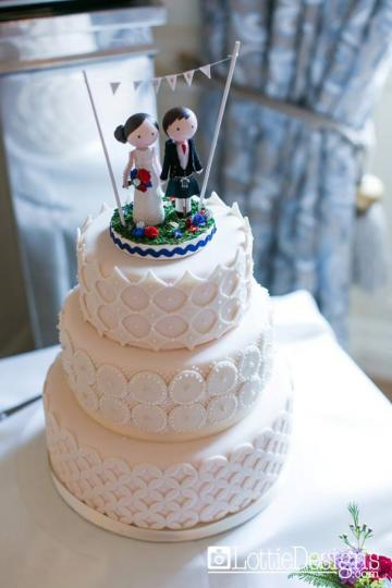 Wedding Cakes, Ideas, Inspiration and Makers - The Wedding Cake Co.