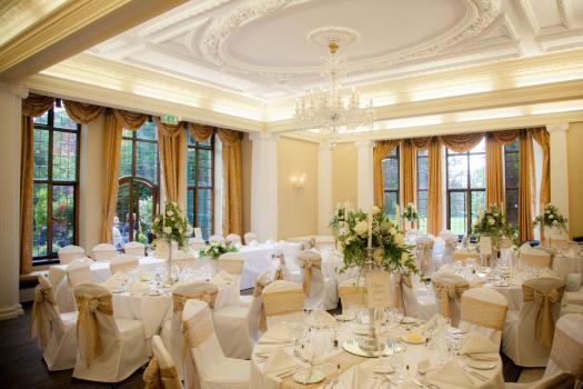 Exclusive Hire Wedding Venues - Aldwark Manor Golf & Spa Hotel