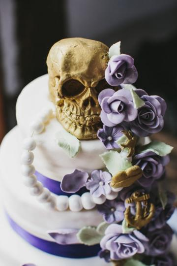 Wedding Cakes, Ideas, Inspiration and Makers - Rockabilly Bakery