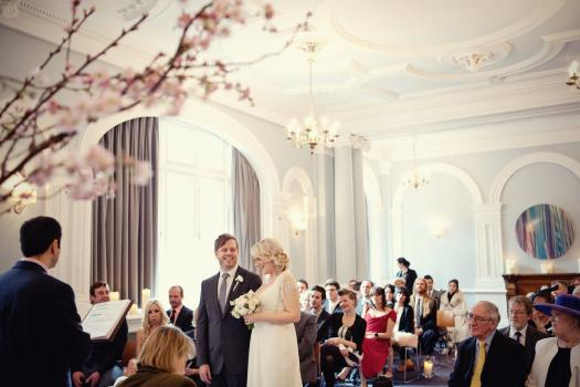 Exclusive Hire Wedding Venues - Andaz London Liverpool Street