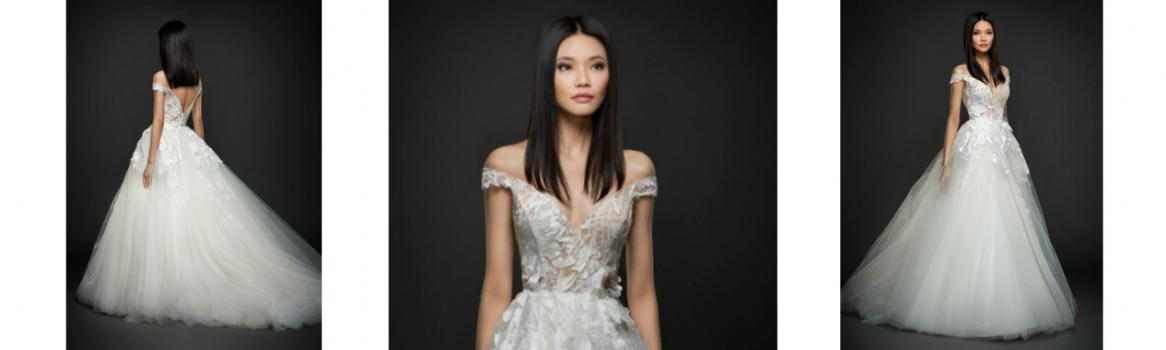 Wedding Dresses - Lazaro