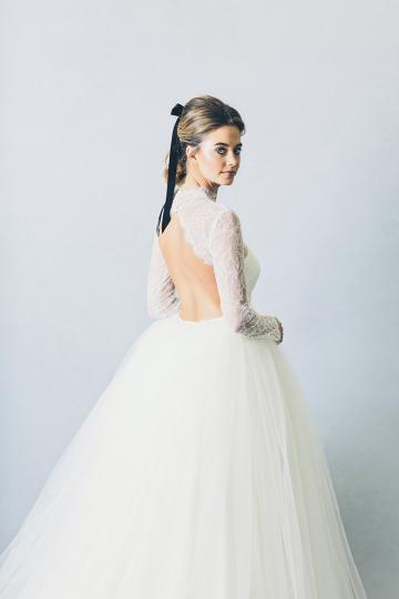 Lace Wedding Dresses - Elizabeth Stuart