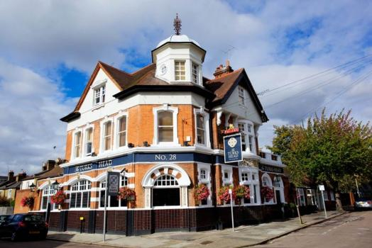Wedding Venues London - The Turk's Head