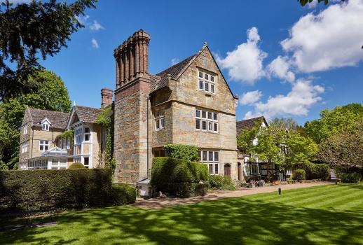 - Ockenden Manor Hotel & Spa