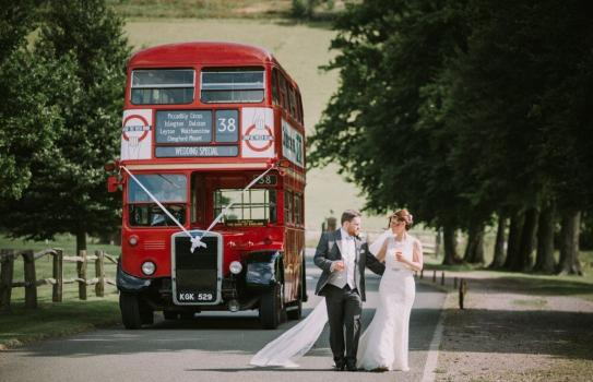 Exclusive Hire Wedding Venues - Woldingham Golf Club