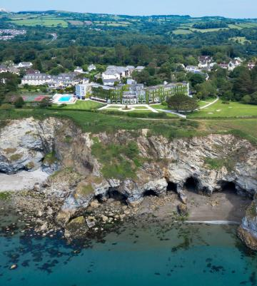 Coastal Wedding Venues - Carlyon Bay Hotel
