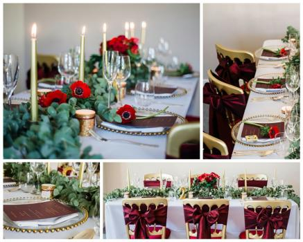 Decor & Styling - Ambience Venue Styling Ayrshire