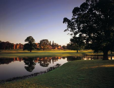 - Hanbury Manor Marriott Hotel & Country Club