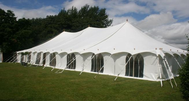 Marquee Hire - Party On Marquees