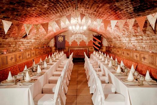Urban Wedding Venues - Ivory Vaults