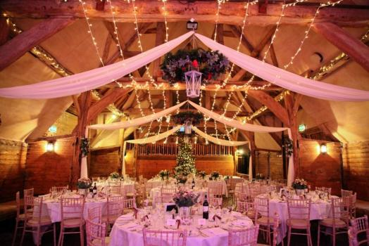 Exclusive Hire Wedding Venues - Lains Barn
