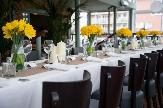 Urban Wedding Venues - The Wharf Restaurant & Bar
