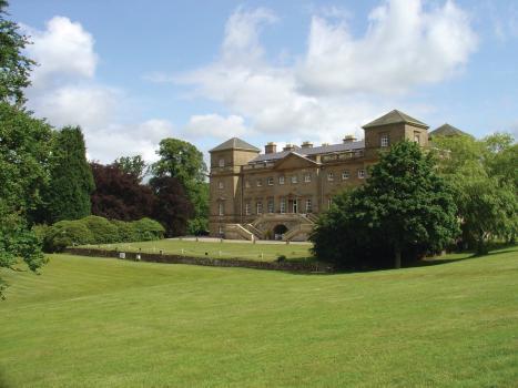 Country House Wedding Venues - Hagley Hall