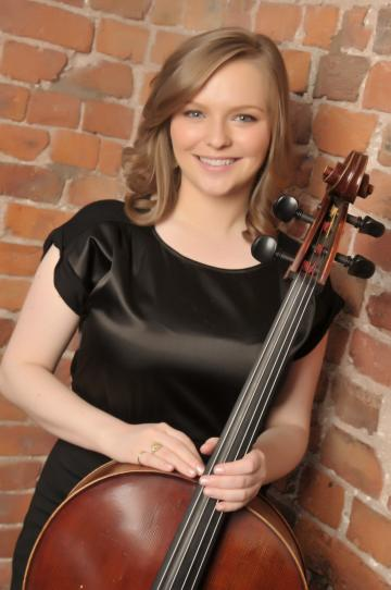 Music & Entertainment - Lauren Jones - Cellist