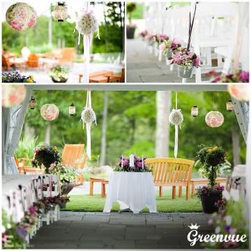 Exclusive Hire Wedding Venues - Greenvue Venue