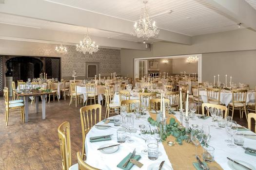 Exclusive Hire Wedding Venues - Elephant Hotel