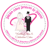 Contact Dianne at Dream Cake Designs now to get a quote