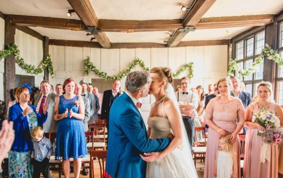 Exclusive Hire Wedding Venues - Blakesley Hall