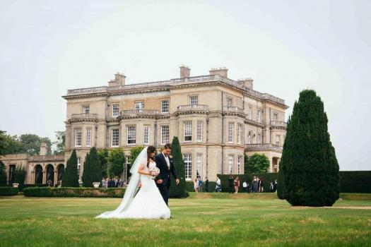 Venues - Hedsor House