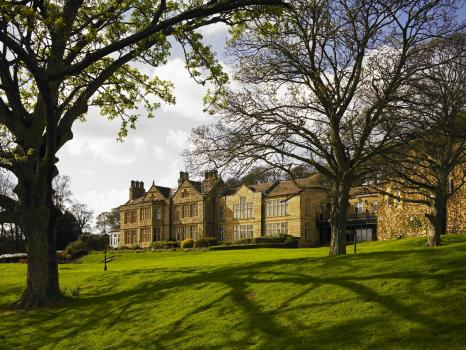 Civil Ceremony License Wedding Venues - Hollins Hall Marriott Hotel & Country Club