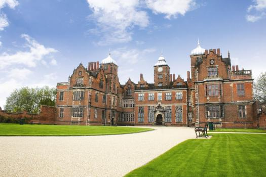 Exclusive Hire Wedding Venues - Aston Hall