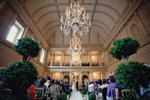 Exclusive Hire Wedding Venues - Assembly Rooms