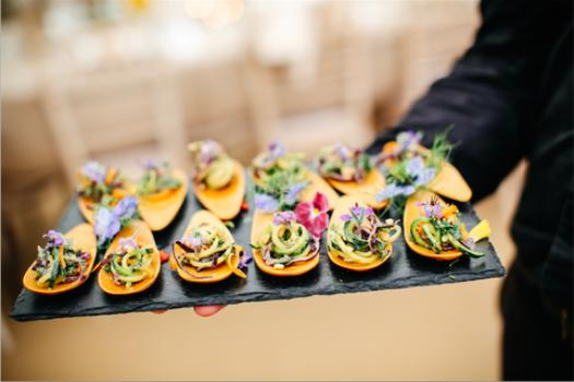 Wedding Catering  - Peardrop