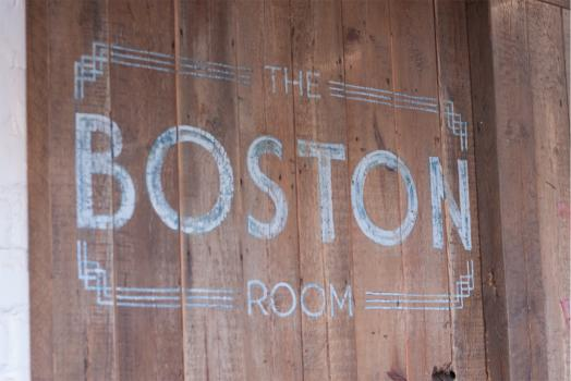 Urban Wedding Venues - Boston Room at The George IV