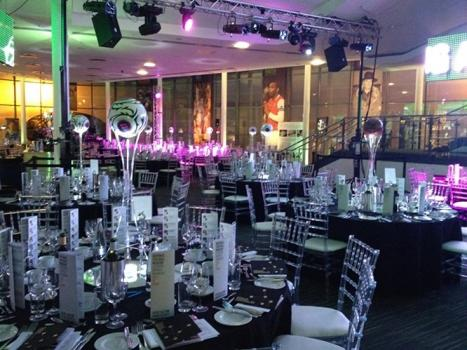 Exclusive Hire Wedding Venues - The National Football Museum