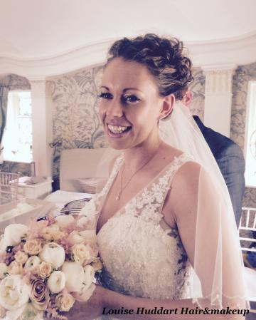 - Louise Huddart Wedding Hair & Makeup Specialist
