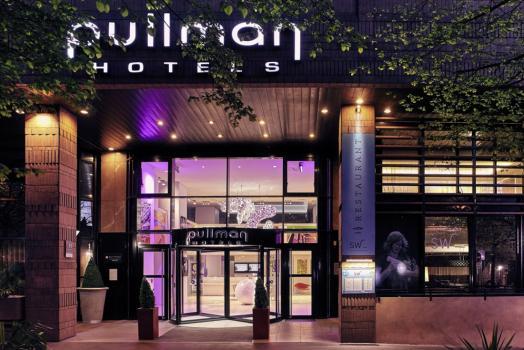 - Pullman Toulouse Centre