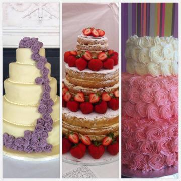 Wedding Cakes, Ideas, Inspiration and Makers - Sweet As Cake Emporium