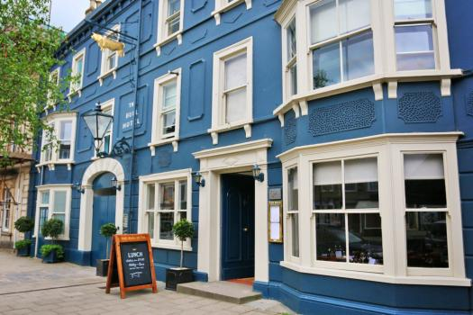 Coastal Wedding Venues - The Bull Hotel