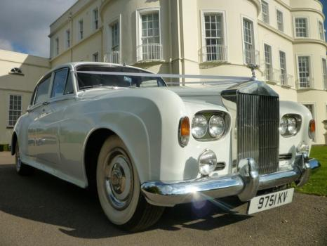 Transport - Wedding Cars Of Herts