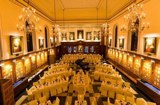 Asian Wedding Venues - The Honourable Society of the Inner Temple
