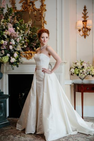 Wedding Dresses - Stewart Parvin