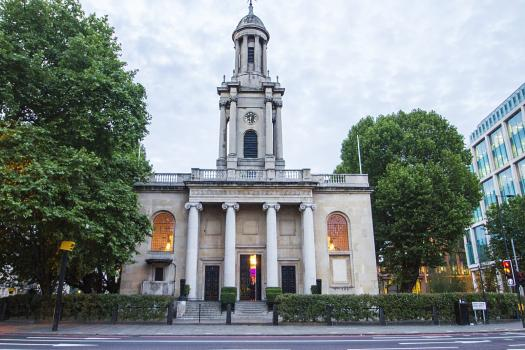 Exclusive Hire Wedding Venues - One Marylebone