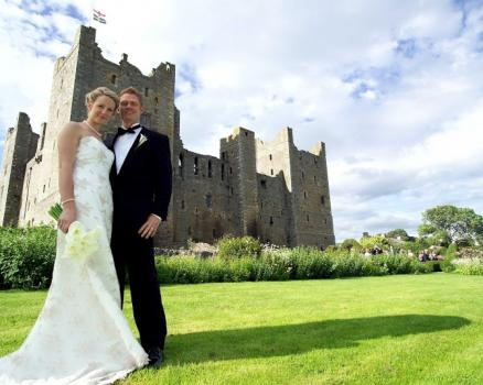 Exclusive Hire Wedding Venues - Bolton Castle