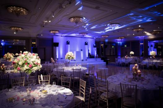 Urban Wedding Venues - Hyatt Regency London The Churchill