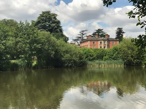 Venues - Netley Hall Estate