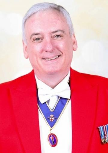Find Toastmasters - George Marshall - Professional Wedding Toastmaster