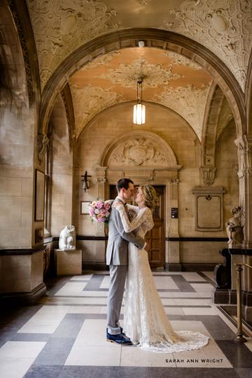 Exclusive Hire Wedding Venues - Oxford Town Hall