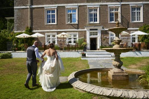 Exclusive Hire Wedding Venues - Buckland Tout-Saints Hotel