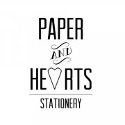 Contact Ashley at Paper and Hearts Stationery now to get a quote