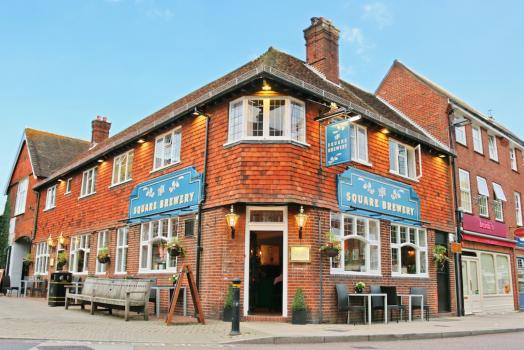 Pub Wedding Venues - The Square Brewery