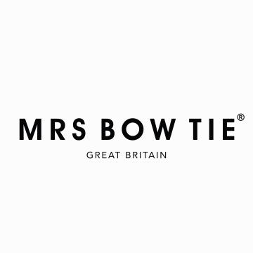 Wedding Accessories - Mrs Bow Tie