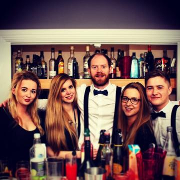 Wedding Catering  - The Bar People